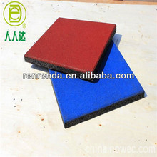antiskid rubber blind tracks bricks