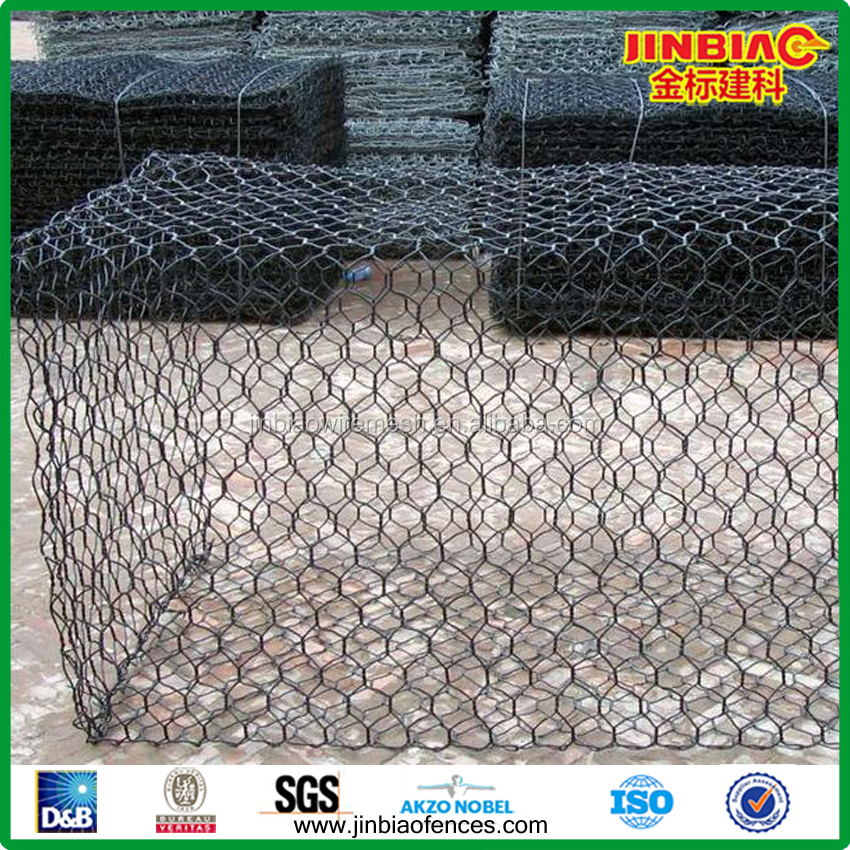 stainless steel stone wall gabion wire mesh factory