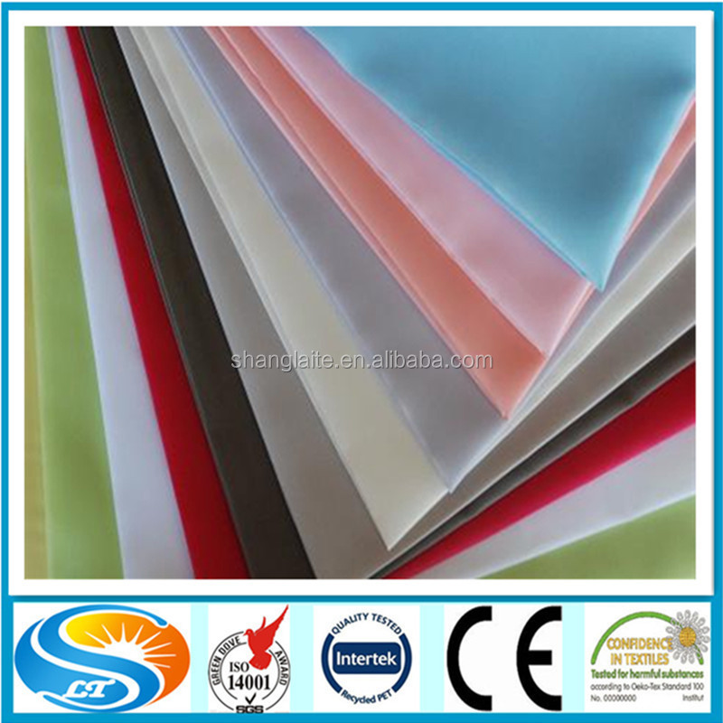 alibaba china supplier Woven clothing lining fabric online shopping