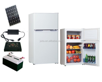 Solar power 2017 BC-50litres food cart refrigerator