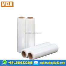 food plastic film roll pvc shrink sleeve film shrink film in roll