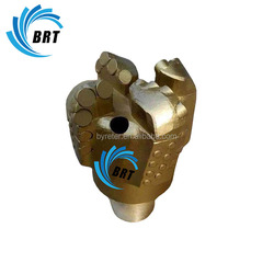 China high quality pdc cutters and oil well drilling diamond core bit drill