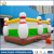 2017 Huale inflatable bowling jumping castle, inflatable bolwing bounce, best selling jump bouncer for kids