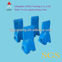 casting bucket teeth for Kobelco excavators