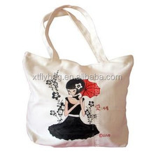 2016 NEW design canvas tote bags,canvas bag,canvas wholesale tote bags