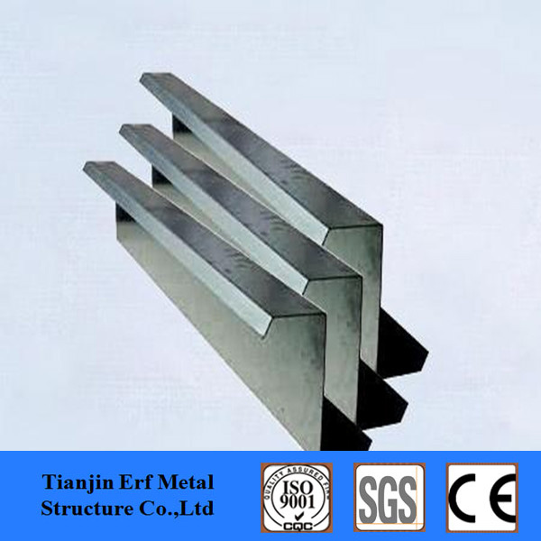cold formed Z/C/U section /purlin , light steel keel be used for studs, floor joists, rafters