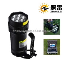 55W xenon HID most powerful led diving flashlight 5000 lumens scuba diving suit scuba diving
