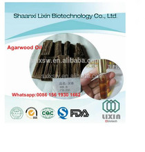 High technology GMP OEM factory supplygold quality wholesale agarwood essential oil for skin care