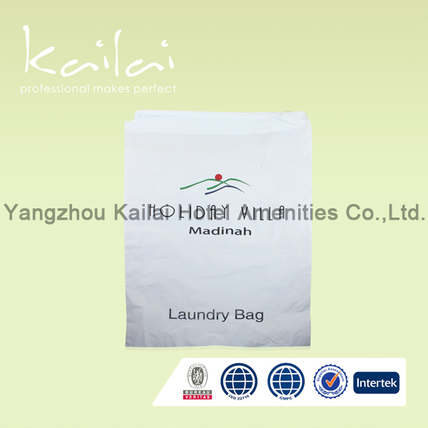 Hotel Disposable Hanger Laundry Bag