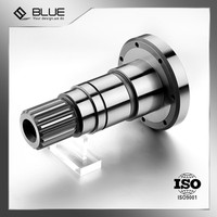 ISO 9001 certification helical reduction gears
