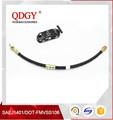 dot SAE J1401 fmvss106 approved car OEM rubber brake hose