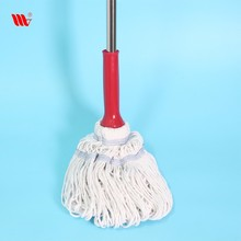 Best selling magic household twist handle type floor mop with cotton