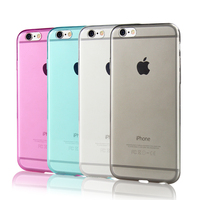 TPU Material smoke grey color Cell Phone Case ,Phone Cases,wholesale cell phone case For Iphone5/5s