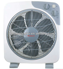 Wholesale portable 14 inch square box fan