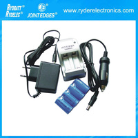 RCR123A 3.0V 600mA lithium Batteries home charger