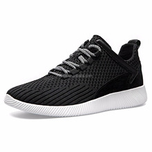 Jamron Mens Summer Mesh Sneakers Comfort Gym Running Shoes