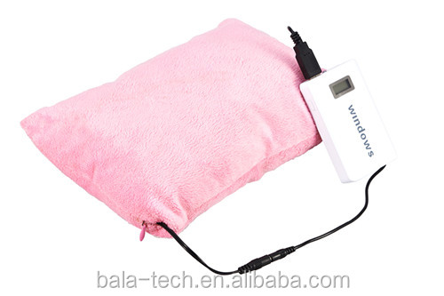 High Quality Led Flashing Light Pillow Usb Pillow for Sale