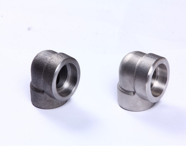 Carbon Steel Socket Weld 90 Degree Elbow