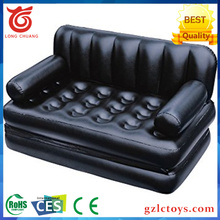 Popular China supplier chesterfield air sofa and inflatable couch for 2017