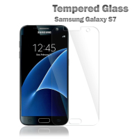 Factory Price!! Brand VMAX 0.33mm 2.5D 9H High Transparant mobile phone tempered glass screen protector for Samsung Galaxy S7