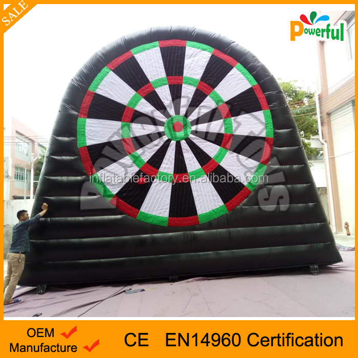 Inflatable dartboard, inflatable board dart,inflatable ball dart games