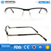 2016 latest model spectacle frame metal optical frames manufacturers in China