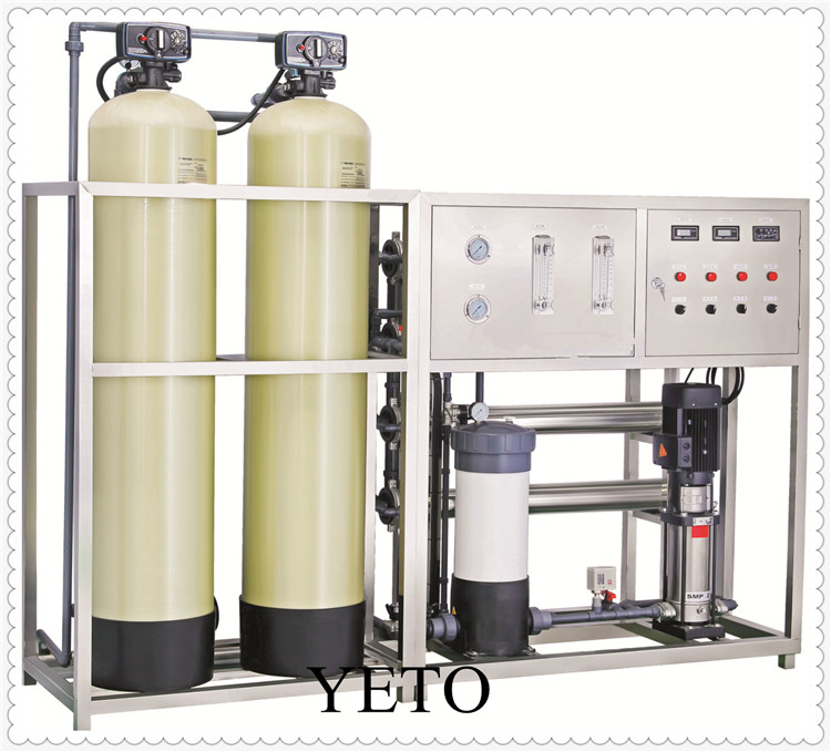 Water demineralization plant for food industry reverse osmosis water treatment equipment price