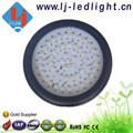 Drop Shipping 147W/ 49*3W Full Spectrum Mini UFO Grow LED Light for Aeroponic system, Hydroponic System