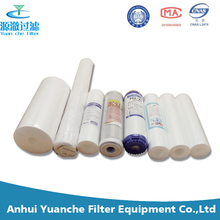 commercial and industry types of cartridge filter pp sediment filter cartridge