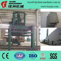 high density fiber cement board /calcium silicate board production line