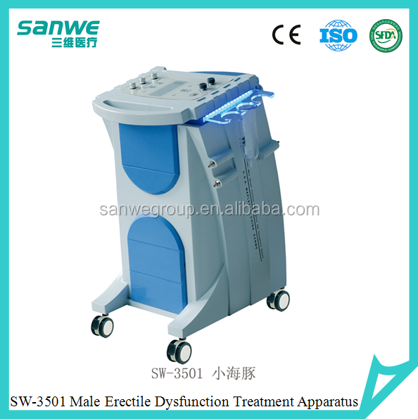 Penile Treatment, Andrology Erectile Dysfunction Machine, Male Sexual Dysfunction System