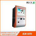 Wall Mounted Self Service Payment Terminal