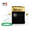 Mixed luxury velvet jewellery drawstring favour pouches gift bag