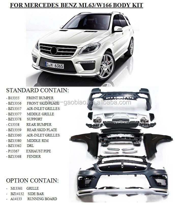 List manufacturers of mercedes benz ml63 buy mercedes for Mercedes benz maker