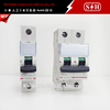 BTICINO A Grade Quality electical circuit breaker sell well in South America/ FN810C10 c20 C63 MCB Mini Type and with CE/TX DX