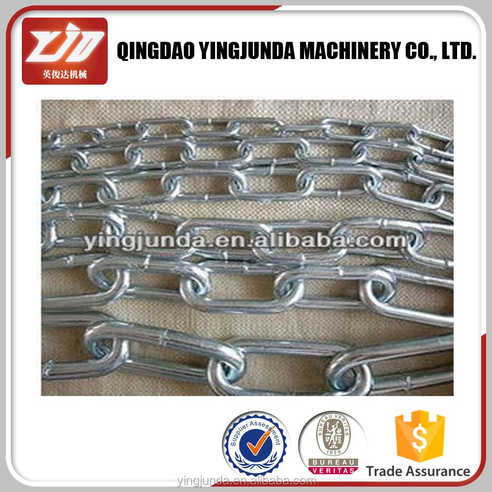 standard link chain high test chain ASTM80 G43 conveyor chain wholesale