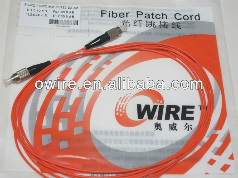 Super price adp fiber optic patch cord