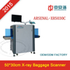 500*300mm Tunnel Size X-ray Baggage Scanner, ISO1600 Film X-ray Parcel Scanner