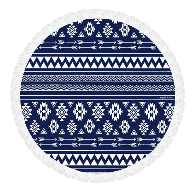 turkey towel /turkish round beach towel