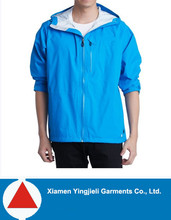 Best selling High quality Ocean Blue sport jacket for Men