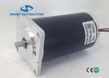 Nema 23 Nema 24 square flange Dia.60mm Brush Dc Motor power
