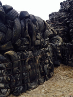 Scrap baled Used Tyres