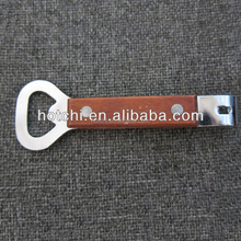 promotional bottle opener with two multi-purpose design