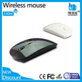Factory Super Slim ISO 4 button custom logo wireless mouse