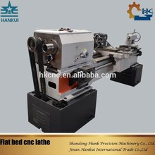 Chinese lathe machine used CNC control for sale