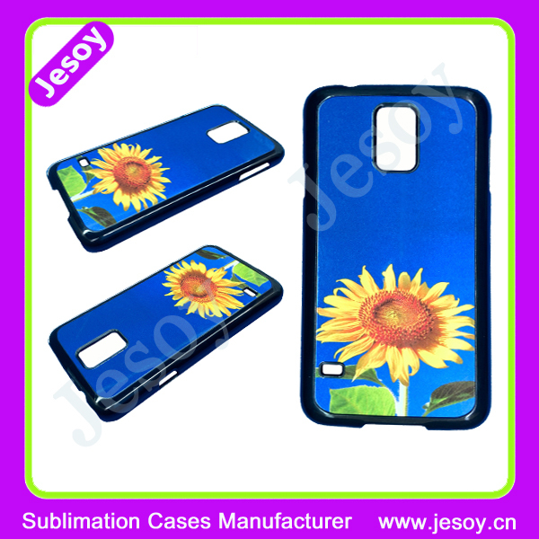 JESOY Blank 2D Sublimation Back Cover Cases For Samsung Galaxy S3 S4 S5 S6 edge Cell Phone Cases