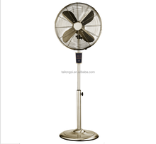 TAILONGSI 16inch Metal Stand Fan FYFS-18071 industrial stand fan rechargeable stand fan