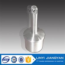 Brand new custom pewter casting cad drawings casting auto parts from shandong