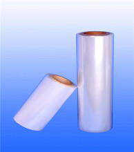 Factory Price transparent three layers 19mic polyolefin shrink film 19 micron wrap