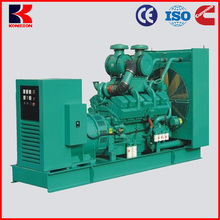 Factory supply 100kva air cooled diesel engine genset with CE